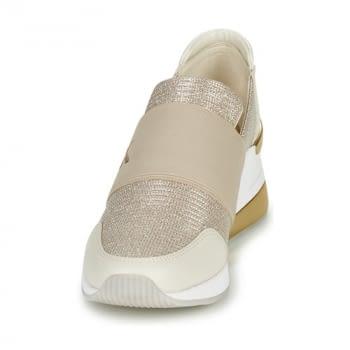 MICHAEL KORS zapato topolino elástica champagne - 3