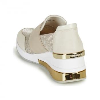 MICHAEL KORS zapato topolino elástica champagne - 5