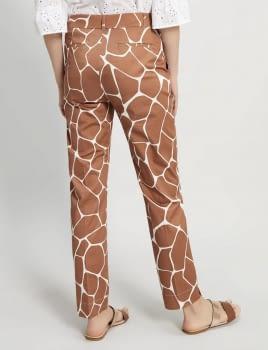 PENNYBLACK pantalón estampado girafa - 2