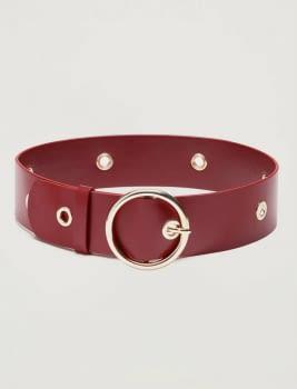 PENNYBLACK cinturón color rojo