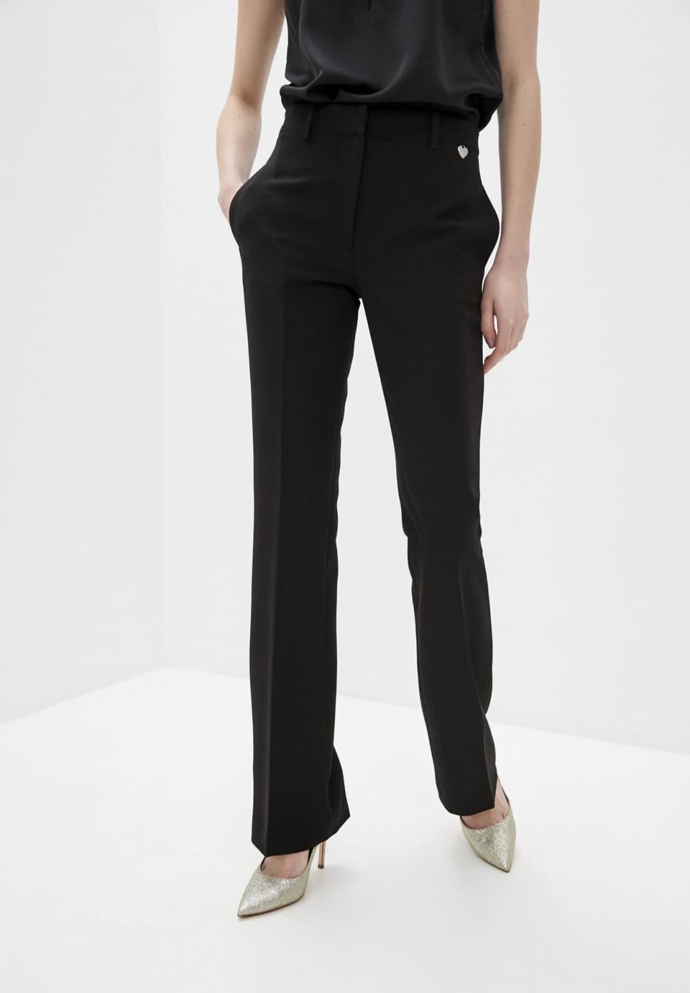 TWINSET pantalón color negro