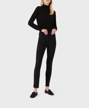 EMPORIO ARMANI pantalón color negro - 4