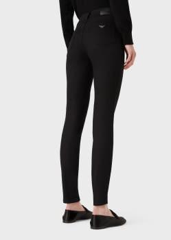 EMPORIO ARMANI pantalón color negro - 5