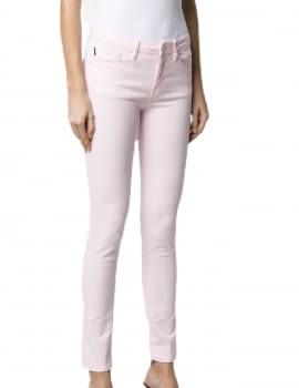 LOVE MOSCHINO pantalón rosa - 1