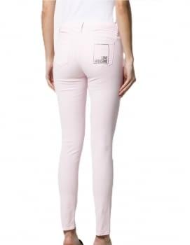 LOVE MOSCHINO pantalón rosa - 2