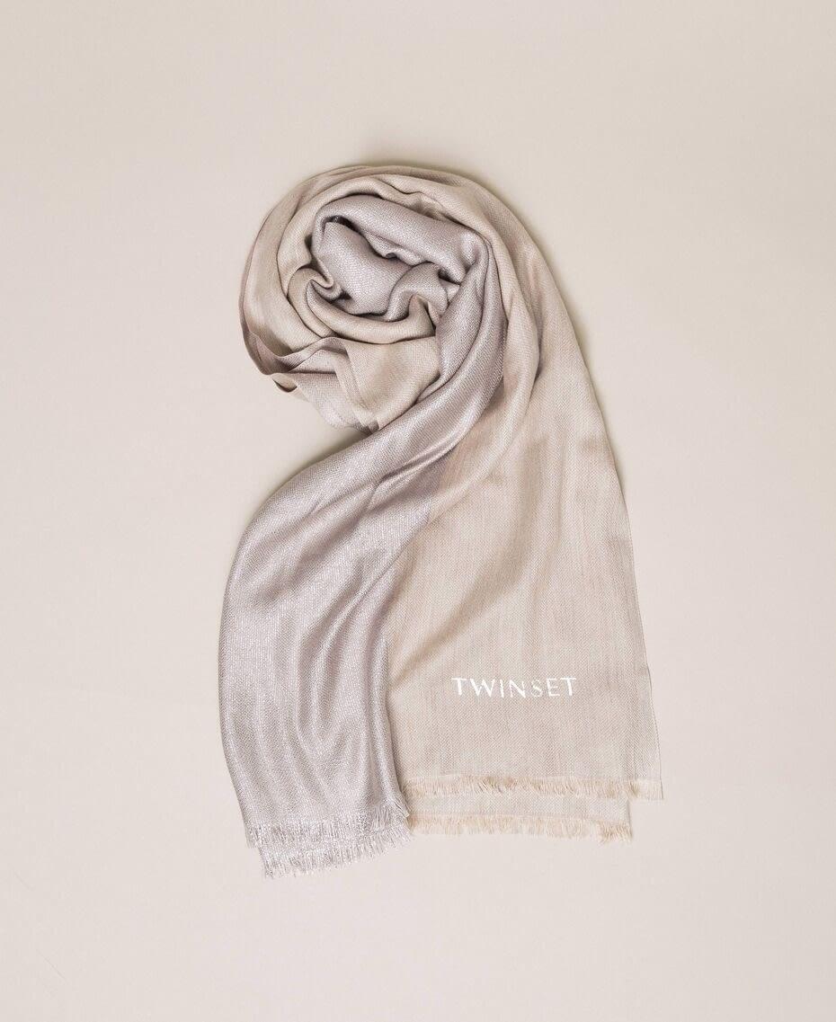 TWINSET foulard lúrex