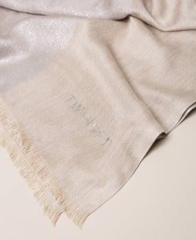 TWINSET foulard lúrex - 2