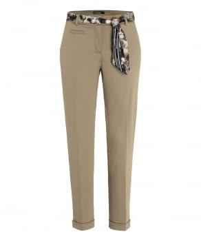 CAMBIO pantalón color caqui
