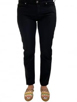 LOVE MOSCHINO pantalón negro fantasía bolsillos