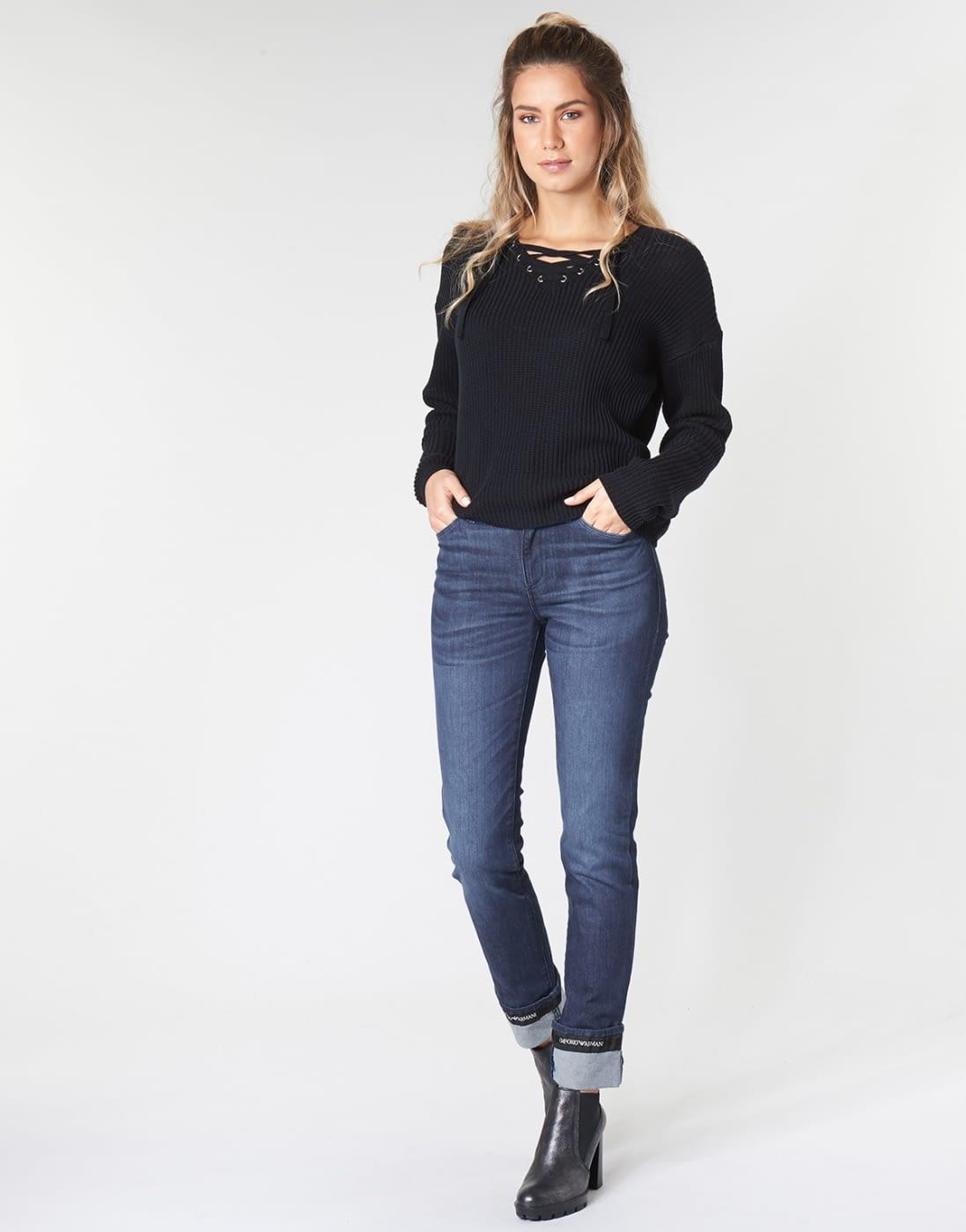 EMPORIO ARMANI jeans con logo