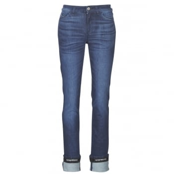 EMPORIO ARMANI jeans con logo - 4