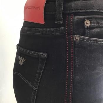EMPORIO ARMANI jeans negro - 3