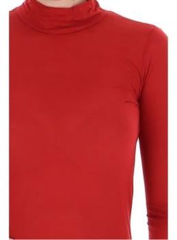 PENNYBLACK jersey cuello alto color rojo - 3