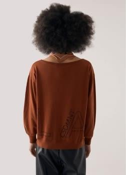 LOLA CASADEMUNT jersey color caldera - 2