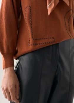 LOLA CASADEMUNT jersey color caldera - 3