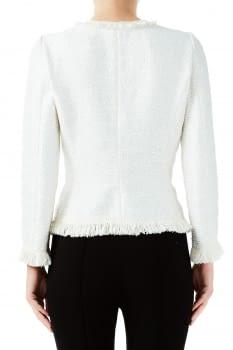 LIU.JO chaqueta chanel color natural - 2