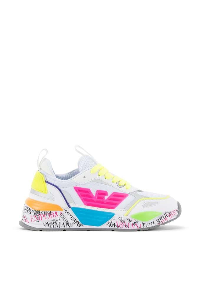 EMPORIO ARMANI sneakers colores