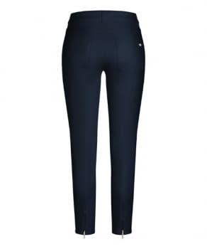 CAMBIO pantalón cinco bolsillos azul marino con  cremallera - 2