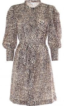 KOCCA vestido estampado animal print