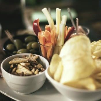 Snacks y Aperitivos