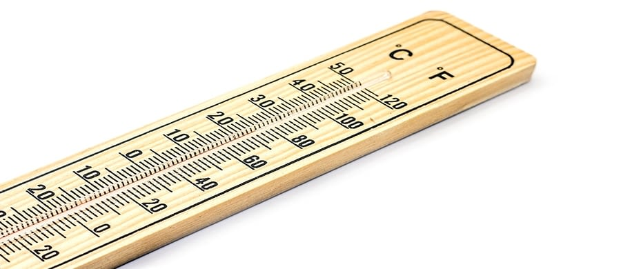 La importància de la temperatura.