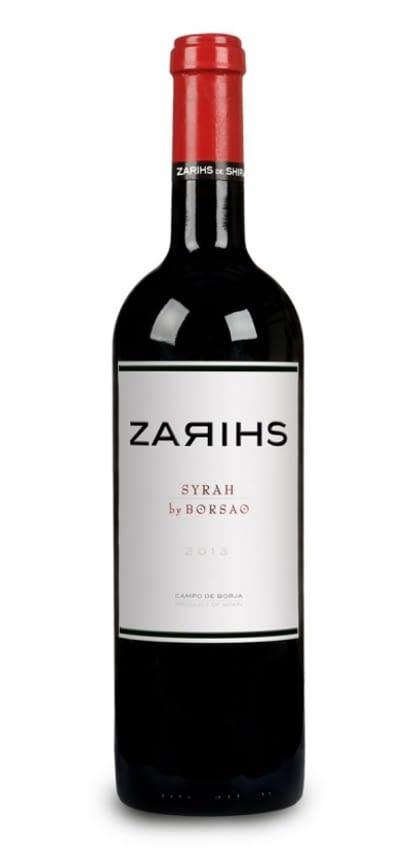 Zarihs de Syrah 75 cl