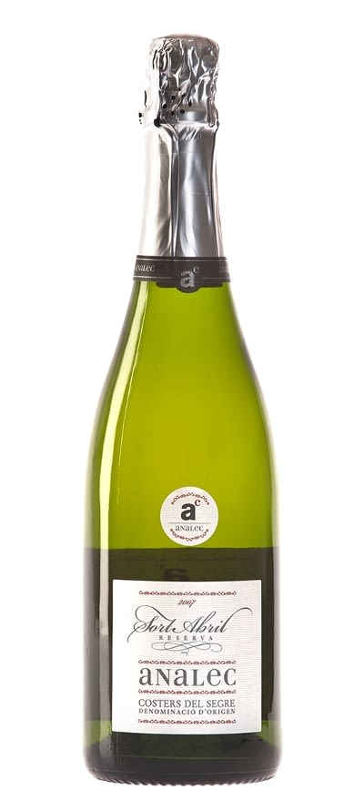 Analec Espumoso Reserva Sort Abril 75 cl