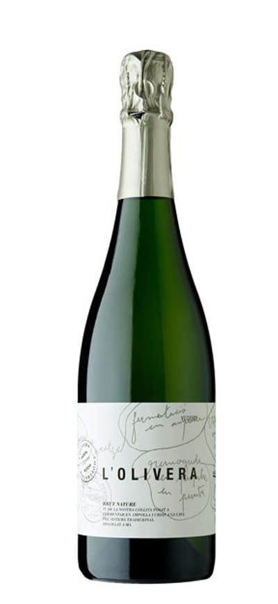 L'Olivera Brut Nature 75 cl