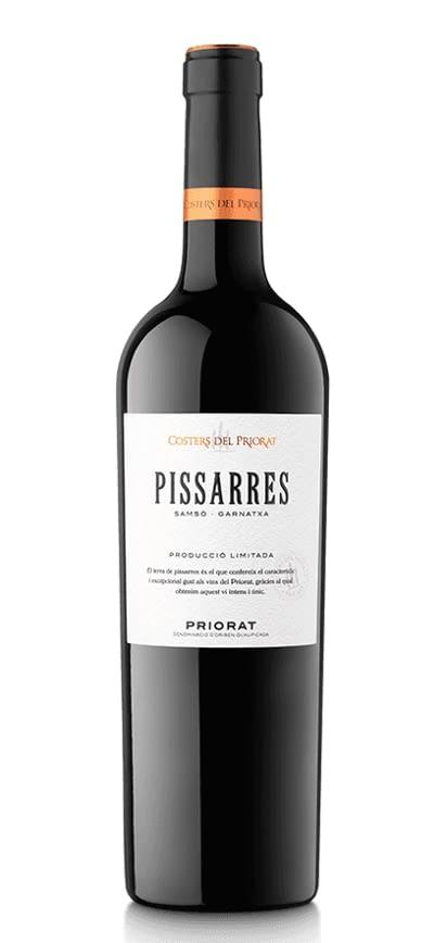 Pissarres Negre 75 cl