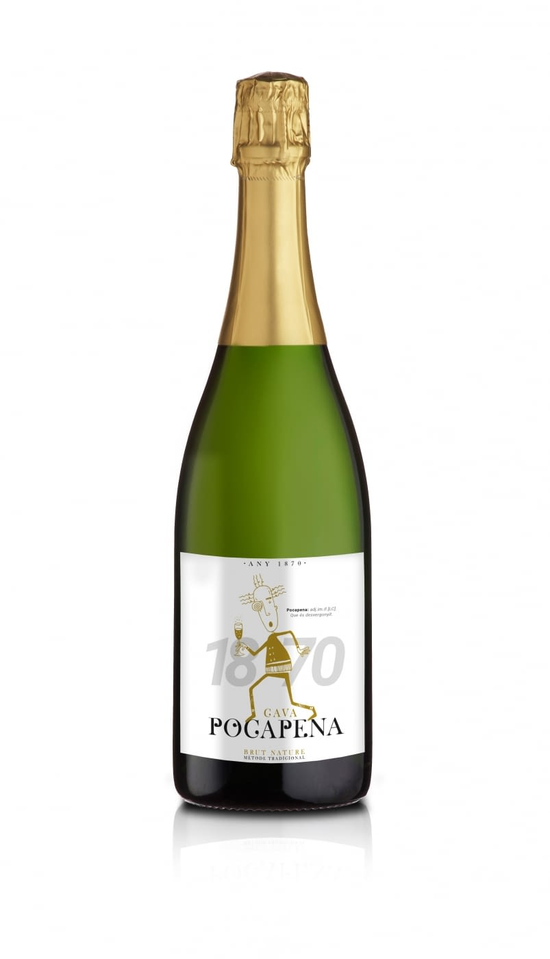 Pocapena Cava Brut Nature 75 cl