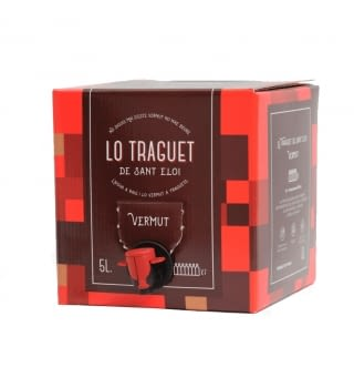 Lo Traguet Vermut Bag in Box 5 lt
