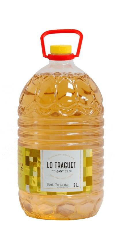 Lo Traguet Blanc 11º B.5 lt