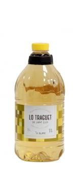 Lo Traguet Blanc 11º B.2 lt.
