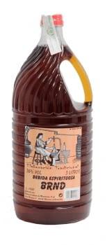 B.Bebida Espirituosa Brandi, 36º 3 lt