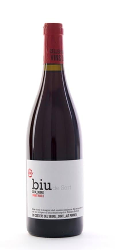 Biu Pinot Noir Negre 75 cl
