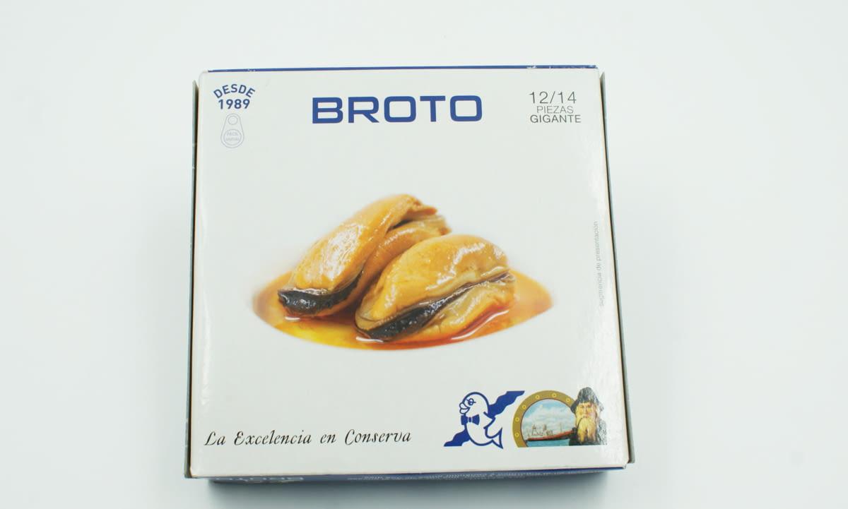 Musclos Escabetx Broto 12/14