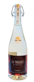 Lo Traguet vermut blanco botella 75 cl