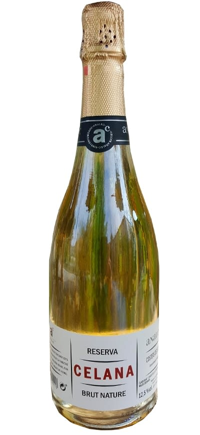 Analec Celana Brut Nature 75 cl