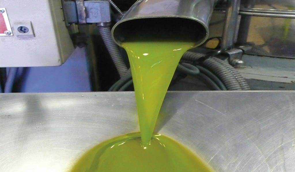 Grifo aceite
