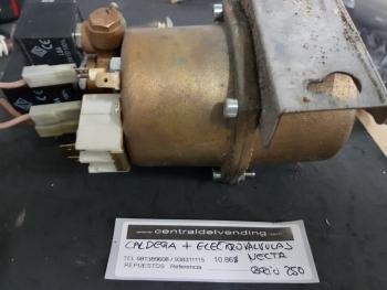 CALDERA MAS ELECTROVALVULAS NECTA BRIO250