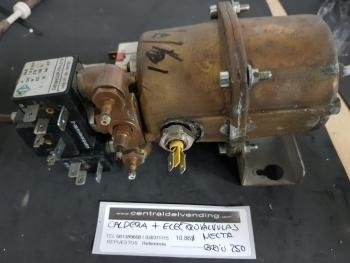 CALDERA MAS ELECTROVALVULAS NECTA BRIO250 - 1