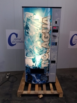 VIDEO TUTORIAL INSTALACION MAQUINA VENDING BOTELLEROS JOFEMAR ARTIC.AGUA /  ARTIC.272 - 1