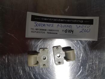 SOPORTES AZÚCAR CAFETERA SAECO 200