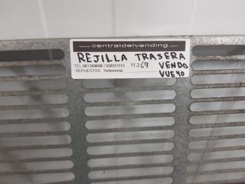 REJILLA TRASERA VENDO VUE-40