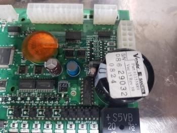PLACA CPU VENDO VUE-40 - 1
