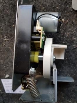 MOTOR RECUPERACION MONEDAS MAS SOPORTE G-DRINK SPENGLER ( SME SM-31COD.396030) - 2