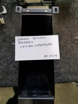 SOPORTE RECOGE MONEDAS VENDO SPENGLER - 2
