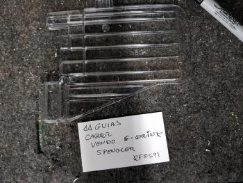 11 GUIAS CARRIL VENDO SPENGLER G-DRINK