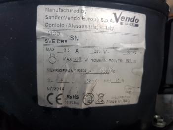 GRUPO DE FRÍO PARA VENDO G-DRINK SPENGLER - 4
