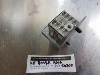 RELE  BOMBA AGUA SAECO - 2